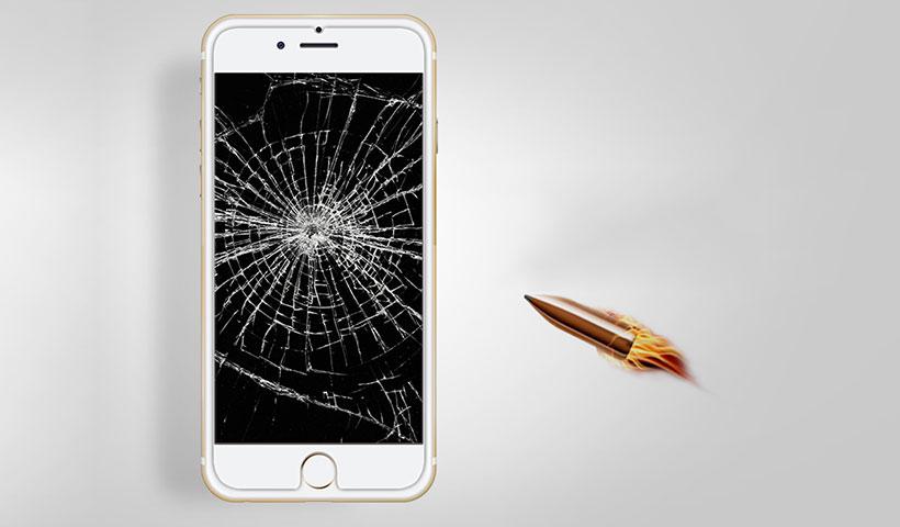 محافظ صفحه شیشه ای ضد ضربه