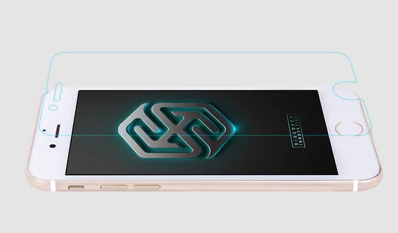 محافظ صفحه شیشه ای نیلکین iPhone 7/8