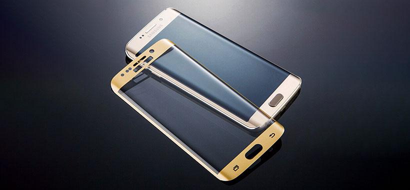 گلس تمام صفحه Remo گوشی سامسونگ Galaxy S6 Edge Plus
