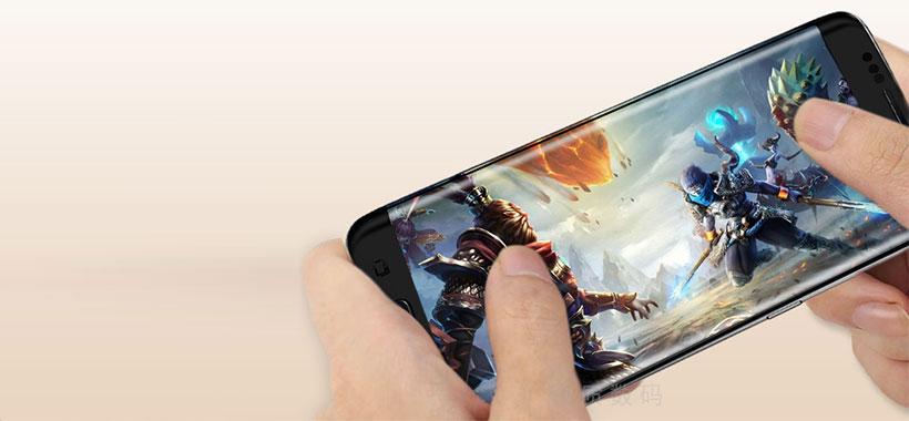 گلس تمام صفحه Remo گوشی سامسونگ Galaxy S6 Edge