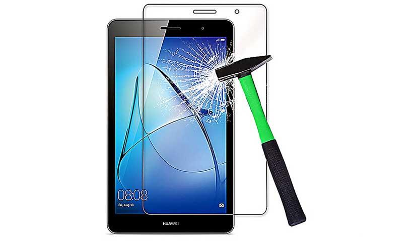 محافظ صفحه نمایش شیشه ای تبلت هواوی MediaPad T3 8.0