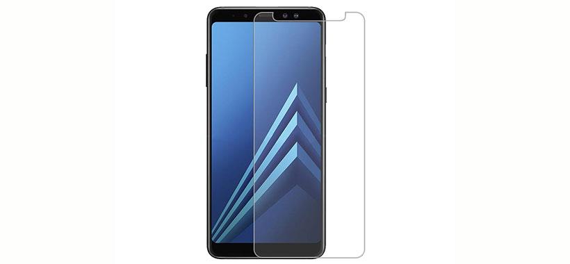 محافظ صفحه نمایش شیشه ای سامسونگ Galaxy A8 2018