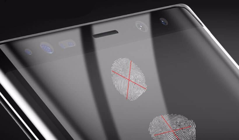 محافظ صفحه نمایش شیشه ای راک