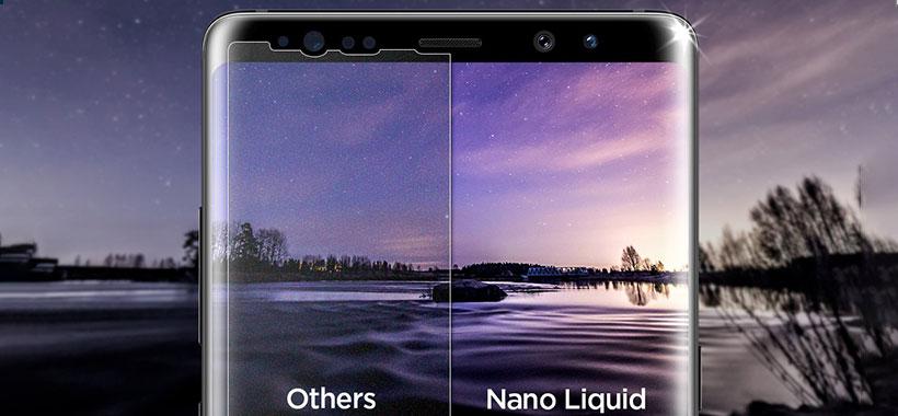 محافظ صفحه نمایش آیفون X شفاف و بدون کاهش کیفیت تصویر
