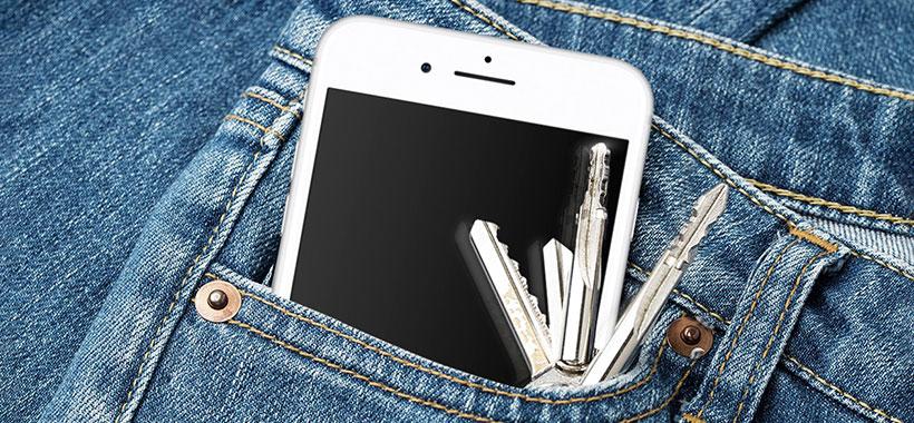 محافظ صفحه نمایش آیفون X ضد خط و خراش