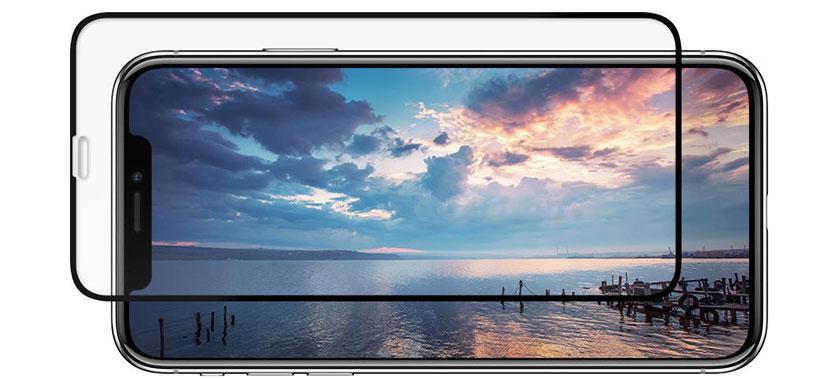 محافظ صفحه شیشه ای اسپیگن GLAS.tR Slim آیفون 10