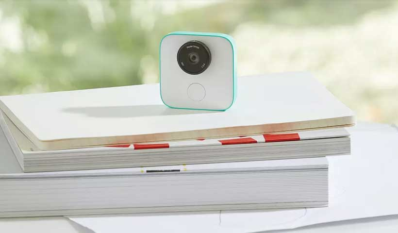 دوربین هوشمند گوگل Google Clips