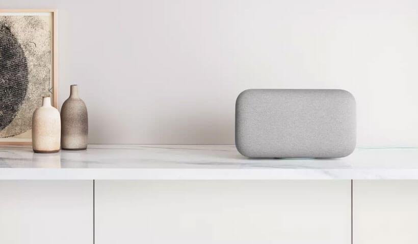 اسپیکر هوشمند گوگل Home max