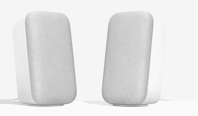 اتصال دو اسپیکر هوم مکس گوگل به یکدیگر