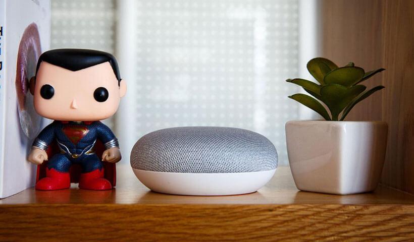 دستیار صوتی گوگل Home Mini