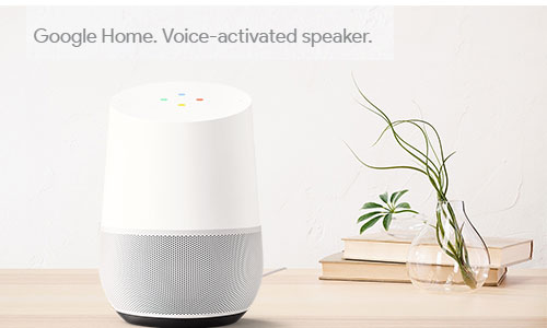 دستیار صوتی گوگل Google Home Voice Activated Speaker
