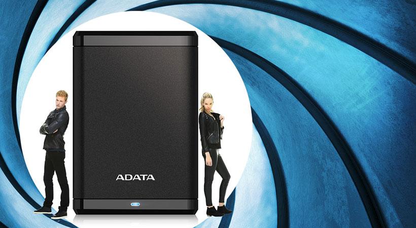 هارد اکسترنال ای دیتا 500 گیگابایت Adata HV100 External Hard Drive 500GB