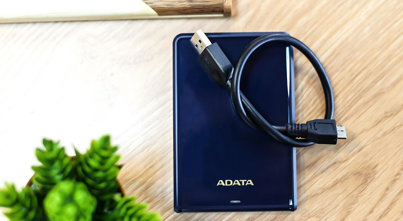هارد اکسترنال ای دیتا 2 ترابایت Adata HV620S External Hard Drive 2TB