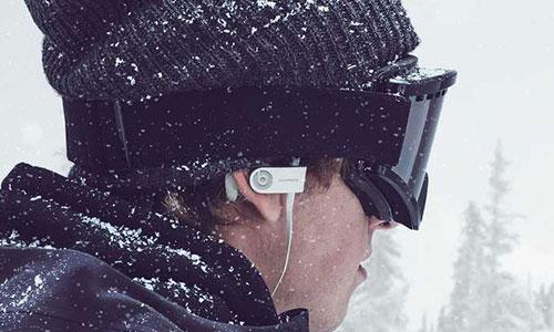 هدفون بلوتوث بیتس Powerbeats3 ضد برف، باران وتعریق