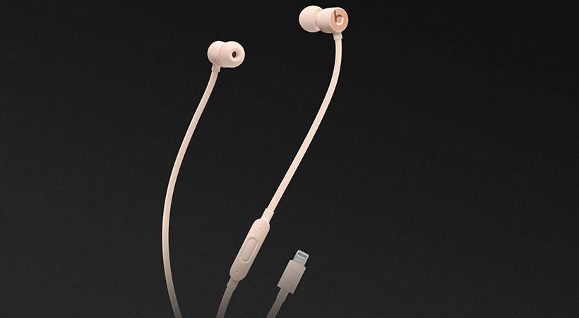 هندزفری بیتس urBeats3 Earphones With Lightning Plug