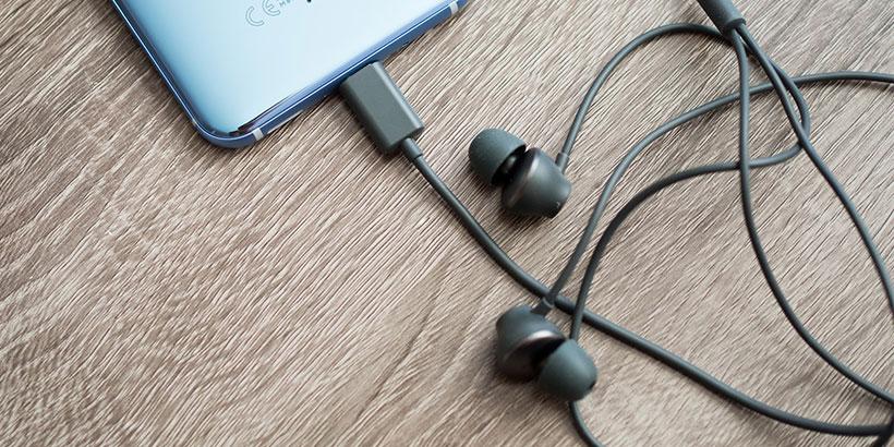 هندزفری با سیم اچ تی سی HTC Usonic 39H00040-00M Type-C