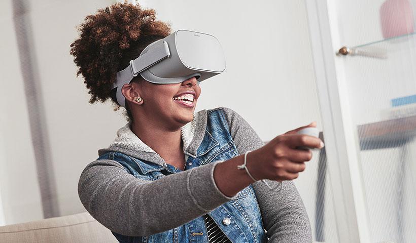 هدست واقیت مجازی Oculus Go