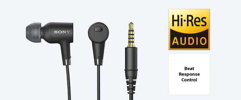 هندزفری رزولوشن بالای سونی High-Resolution Audio Headset MDR-NC750