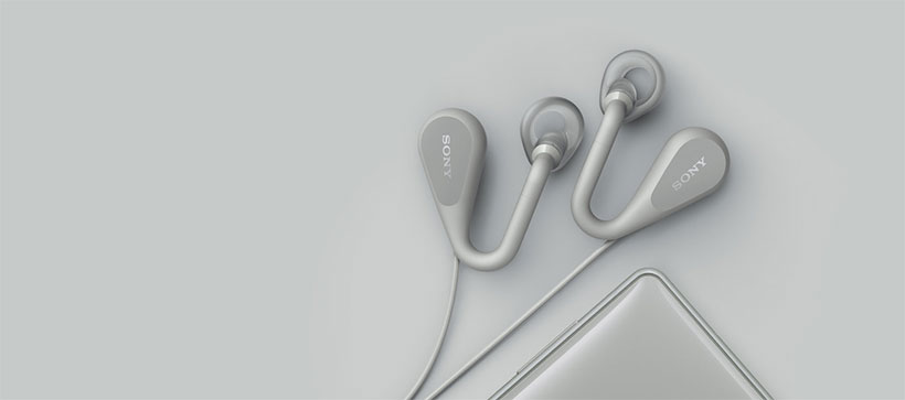 هندزفری سیمی سونی Sony STH40D Open-Ear Stereo Headset