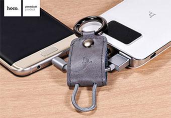 کابل شارژ اندروید طرح جا کلیدی HOCO Micro USB Charging Cable