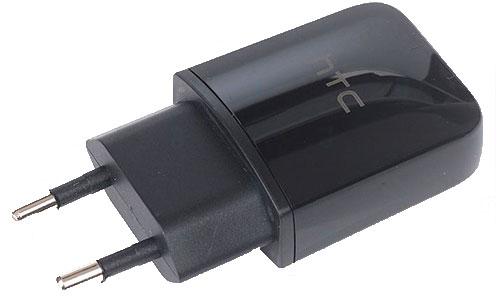 شارژر اصلی HTC برای شارژر مطمئن باتری دستگاه و جلوگیری از آسیب رسیدن به آن