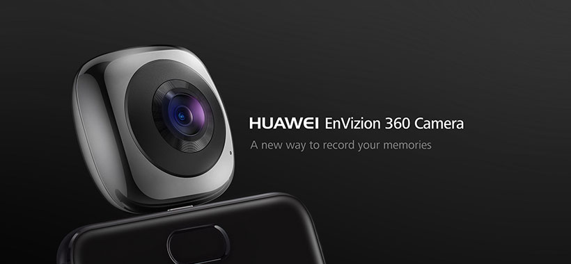 دوربین 360 درجه هواوی Envizion