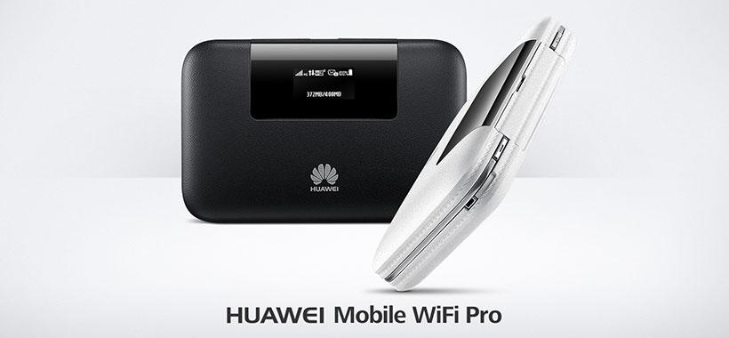 پاور بانک و مودم همراه 3G هواوی