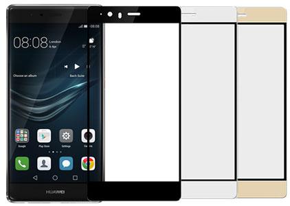 محافظ صفحه نمایش شیشه ای Mocoll 3D Glass Huawei P9 Plus