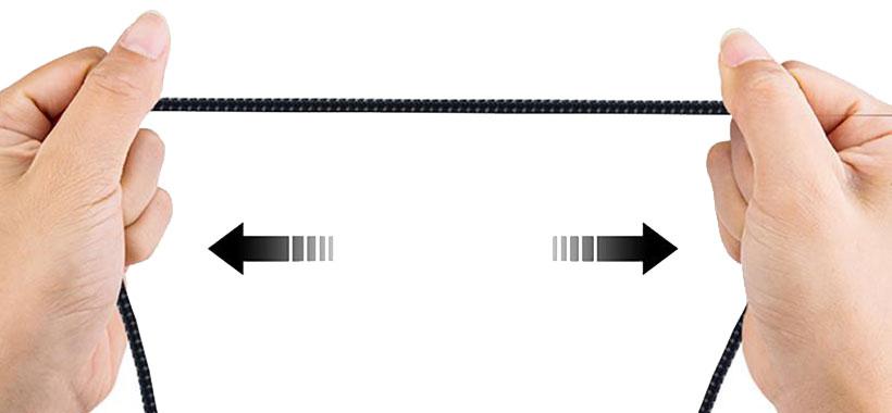 پاور بانک با کابل شارژ micro usbجویروم به طول 1.2 متر با ظرفیت 2500 میلی آمپر