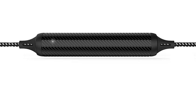 پاور بانک با کابل شارژ لایتنینگ جویروم مدل S-T507