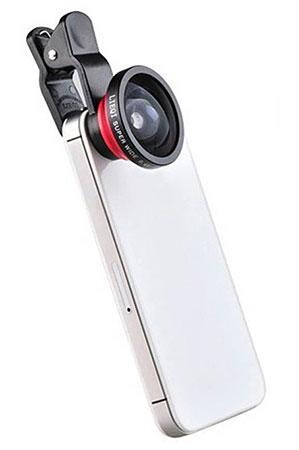 لنز گوشی موبایل لی کیو آی Lieqi LQ-002 Super Wide Lens