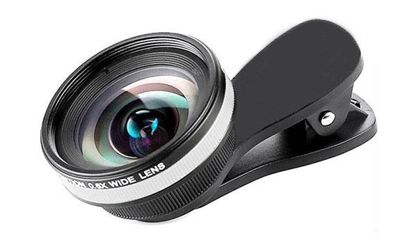 لنز گوشی موبایل لی کیو آی Lieqi LQ-031 HD Wide 0.6X Lens