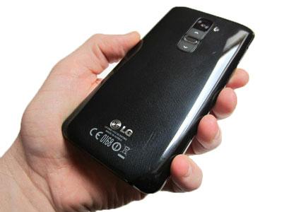 درب پشتی گوشی ال جی جی2