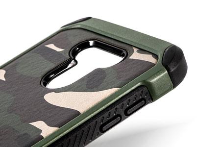 پوشش برجسته کلیدها و حفاظت دوربین در قاب چریکی ال جی جی 6