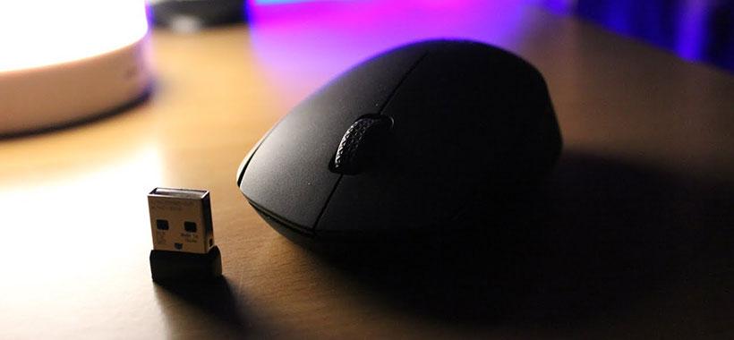 گیرنده USB کوچک و سبک لاجیتک