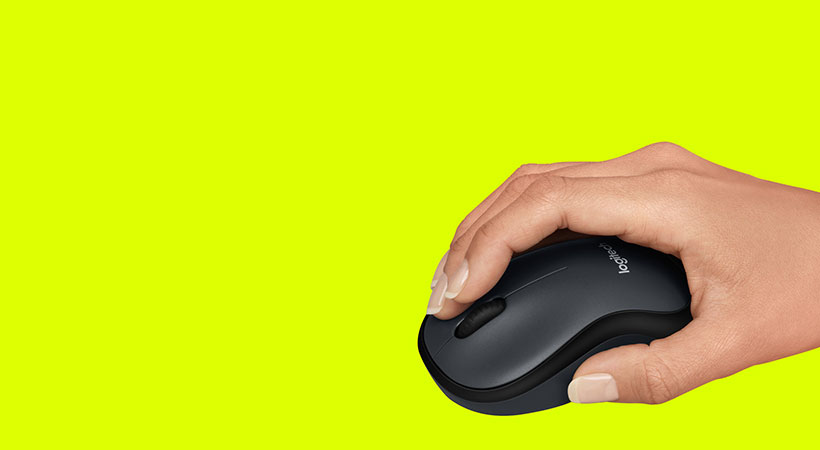 موس بی سیم لاجیتک Logitech M220 Silent Wireless Mouse