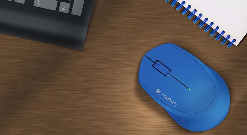 موس بی سیم لاجیتک Logitech M280 Wireless Mouse