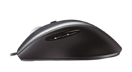 موس سیمی لاجیتک Logitech M500 Wired Mouse