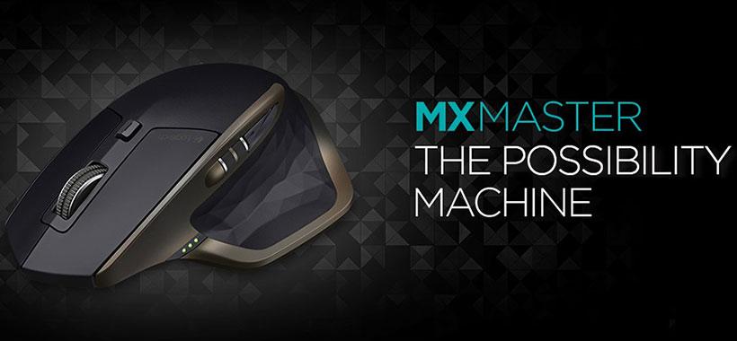 موس بی سیم لاجیتک MX Master
