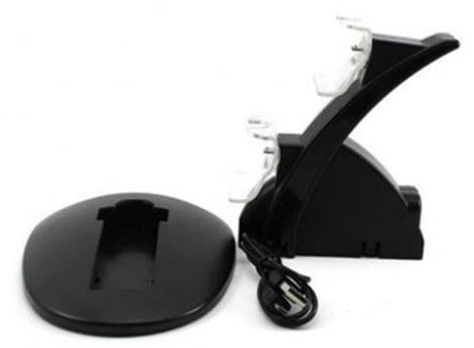 استند و شارژر دسته بازی ایکس باکس وان Xbox One Compatible OTVO Dual Charging Controller And Stand SK1066