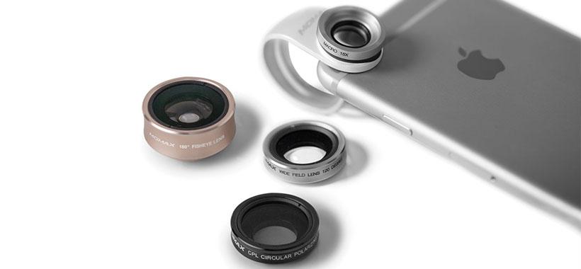 لنز دوربین گوشی مامکس Superior Lens Set