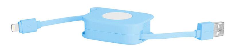 طراحی کاربردی کابل شارژ لایتنینگ مومکس