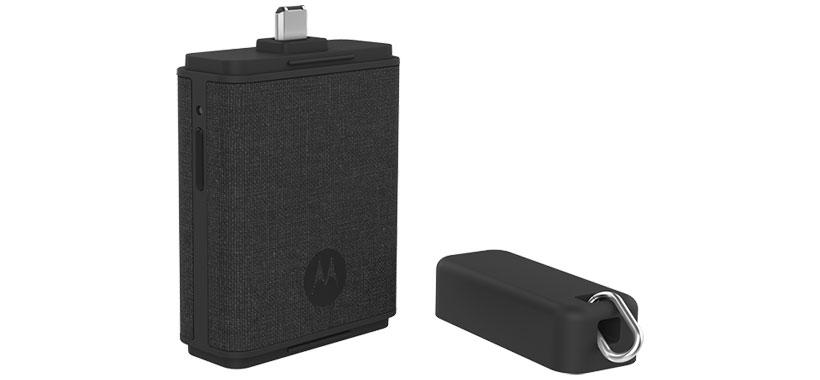 پاور بانک موتورولا PowerPack Micro Black