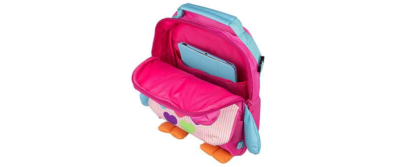 جیبهای داخلی و خارجی کیف محافظ مای دودلز