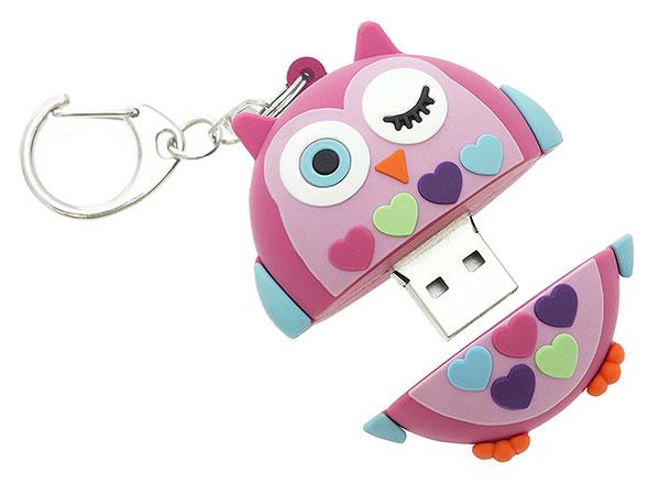 فلش مموری جغد مای دودلز My Doodles Owl 8GB Flash Memory