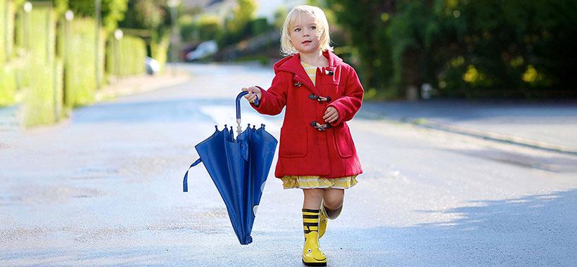 چتر مای دودلز با ظاهر زیبا و جذاب برای کودکان