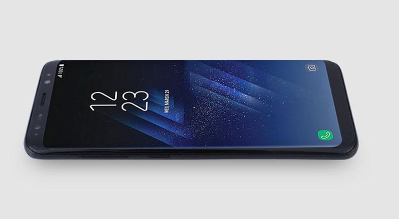 محافظ صفحه نمایش شیشه ای نیلکین Nillkin 3D AP+PRO Edge Glass Samsung Galaxy S8