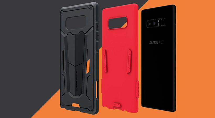 گارد محافظ نیلکین سامسونگ Nillkin Defende II Samsung Galaxy Note 8
