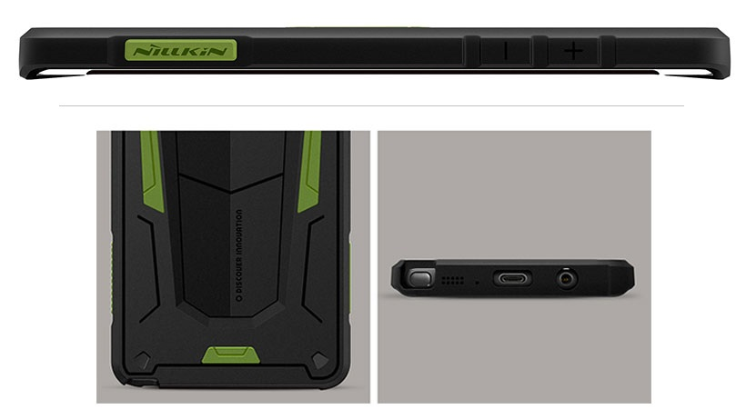 گارد محافظ نیلکین سامسونگ Nillkin Defender II Samsung Galaxy Note FE