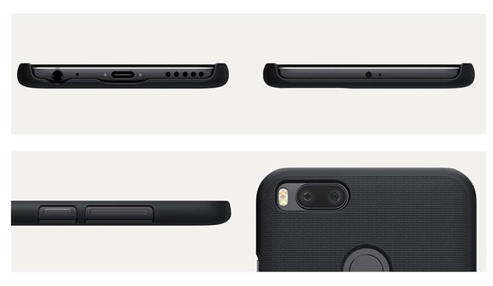 قاب محافظ نیلکین شیائومی Nillkin Super Frosted Shield Case Xiaomi Mi 5X